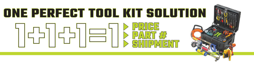 Perfect Custom Tool Kit solutions from Tecra Tools