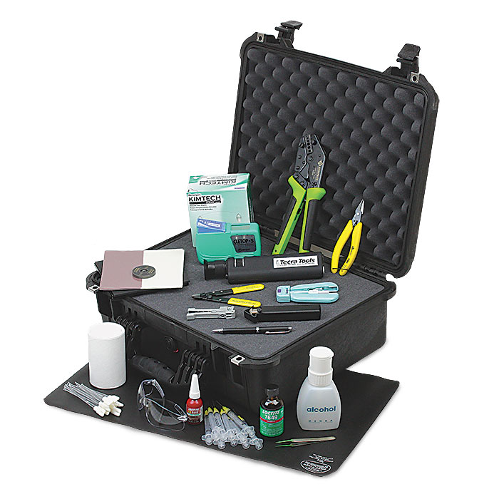 Fiber Termination Kit, Pro Installer
