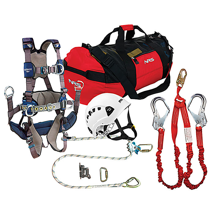 climbing kit - fall protection kit
