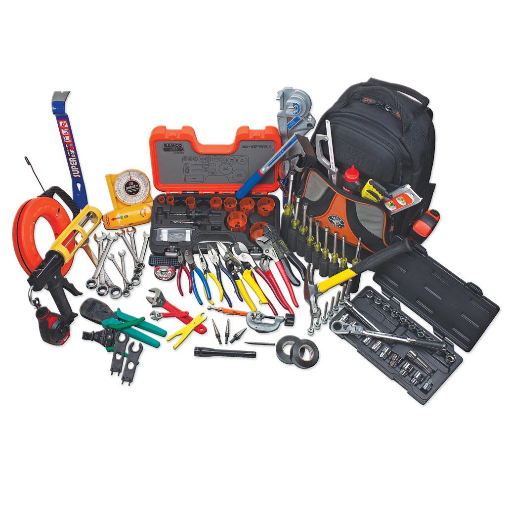 Solar Installer Tool Kit