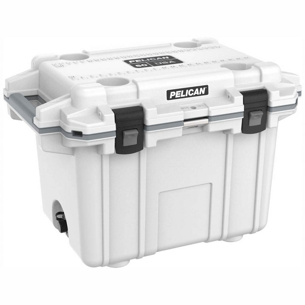 Pelican 50Q White Elite Cooler