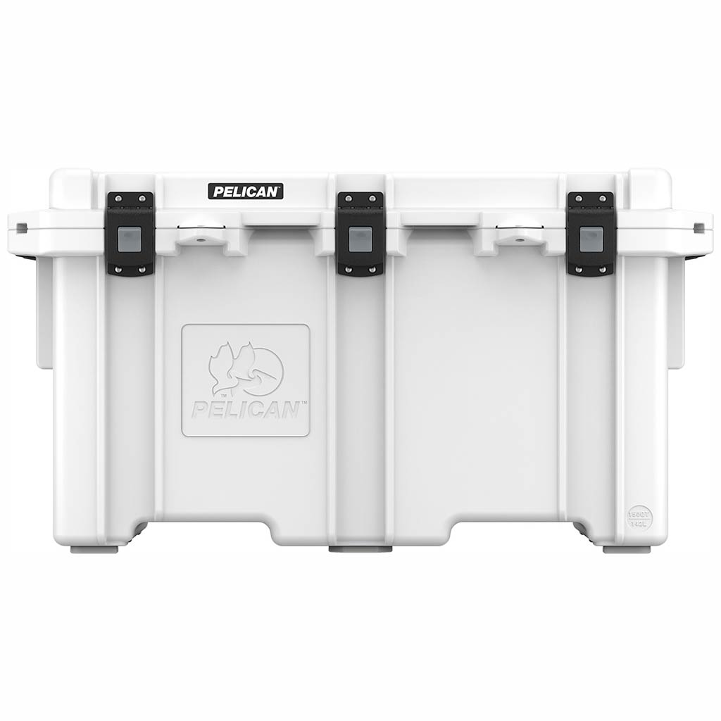 Pelican Elite 150 Quart White Cooler