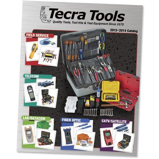 Tecra Tools Catalog Request
