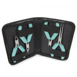 Cushion Grip ESD Plier Set