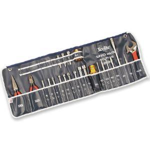 23-Piece Service Roll Kit