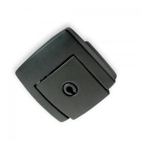 Keyed Replacement Latch, Black