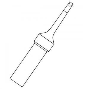 Weller ET-Series Soldering Iron Tip, ETR