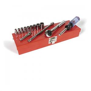 13-Piece 1/4-inch Drive Socket Set