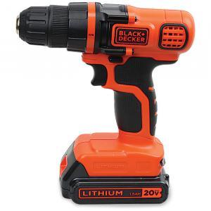 Cordless Drill 20-Volt LDX120C