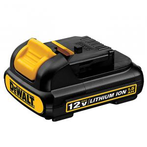 DeWalt 12 Volt MAX Lithium Ion Battery