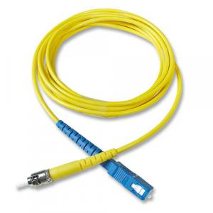 Fiber Optic > Test Eq > 35571 SC-ST Singlemode Patch Cord