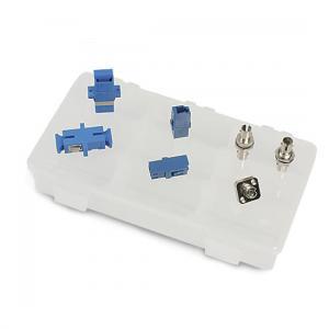 Fiber Optic Adapters - Bulkhead Mating Kit
