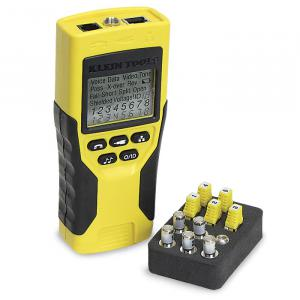 Network Cable Test - Klein VDV Scout Pro Cable Tester