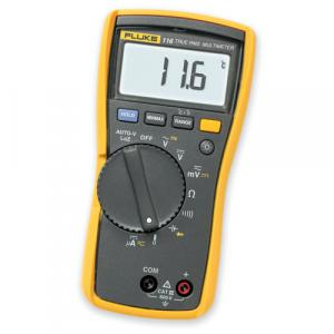 Fluke 116 Multimeter - Fluke 116 HVAC Multimeter with Temperature and Microamps