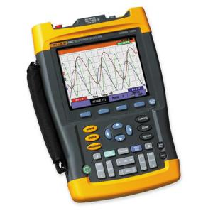 Fibre Optic Inspection Scope - Fluke 190 Series ScopeMeters