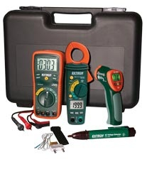 Extech Industrial Troubleshooting Kit W IR