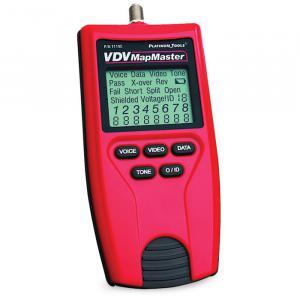 Platinum VDV MapMaster 3.0 Cable Tester