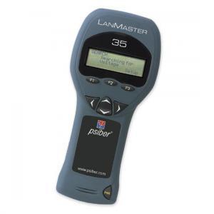 LANMaster 35 PoE Tester & Link Tester
