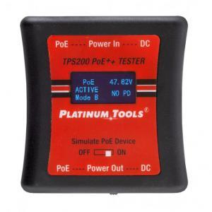 Platinum Tools Inline PoE Tester