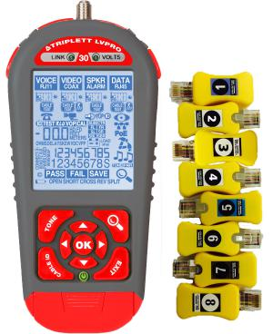 Triplett Low Voltage Pro 30 Multi-function Tester