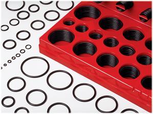 Hardware Assortment - 407 piece O-Ring Assortment