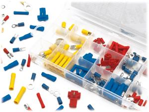 Hardware Assortment - 160 piece Wire Terminal Assortment