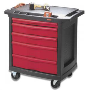 RubberMaid 5-Drawer Work Center Tool Chest
