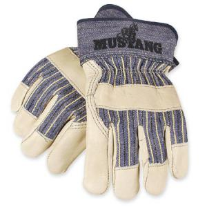 Mustang Leather Work Gloves