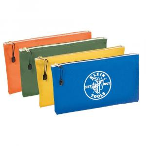 Klein Canvas Parts Bag 4 Pack