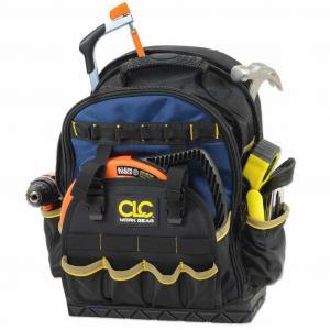 Master Telecom Installer Tool Kit in CLC Molded Base Tool Backpack