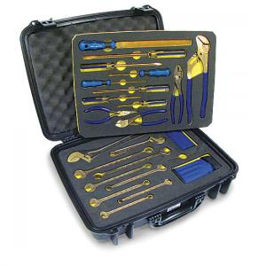 Non-Magnetic MRI Maintenance Tool Kit