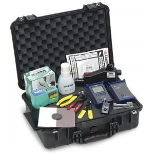Fiber Test & Restoration Tool Kit