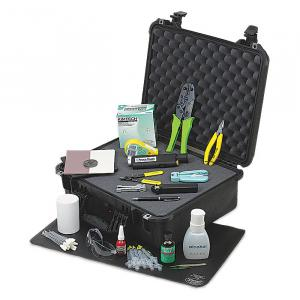 Basic Fiber Optic Termination Tool Kit