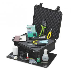 Deluxe Fiber Optic Termination Tool Kit