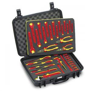 40-Piece Metric Insulated Tool Kit