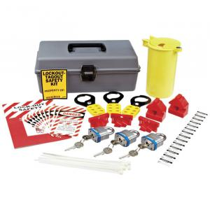 Lockout-Tagout Kit