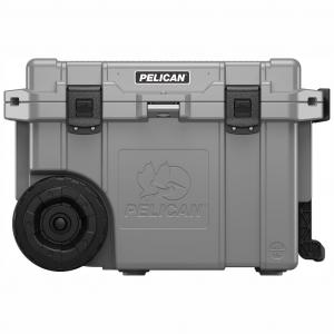 Pelican 45Q Gray Elite Wheeled Cooler