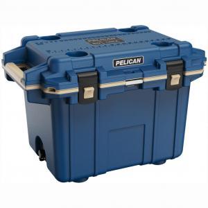 Pelican 50Q Blue Elite Cooler
