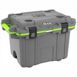 Pelican Elite 50 Quart Grey Cooler