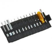 Xcelite18pc SAE Hex Driver/Screwdriver Set