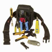 Twisted-pair and Coax Crimping Tool Kit