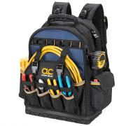 CLC Deluxe Molded Base Tool Backpack