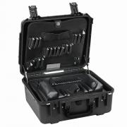 "PLB 7"" Lifetime Warranty Black Tool Case"