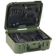 "PLD 7"" Lifetime Warranty Olive Drab Tool Case"