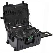 "13"" Lifetime Warranty Black Wheeled Tool Case"