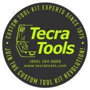 "Tecra Tools 4"" Round Sticker"