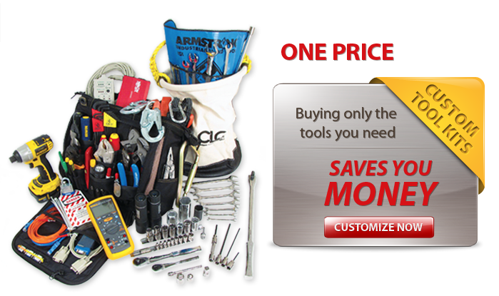 Image of Custom Tool Kit Benefits - One price